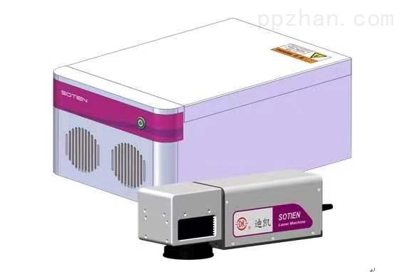 DKFA光纤激光打码机