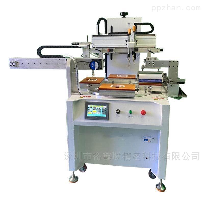 工具箱丝印机行李箱丝网印刷机厂家