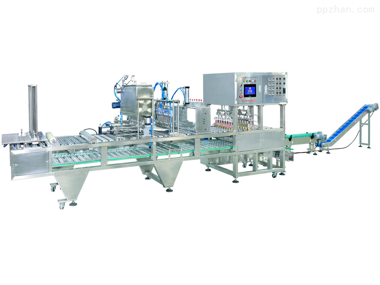 CFD-8全自动充填单片膜封口机