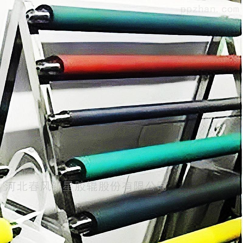 印刷设备冠华56机械胶辊