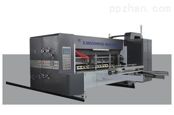 中高速水墨印刷开槽机