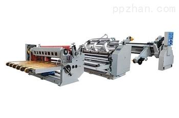 单面瓦楞纸板生产线