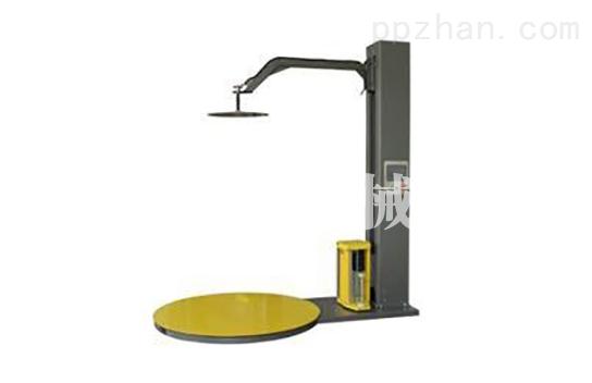 SH-CR02自动压顶式缠绕机