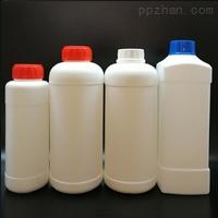 优质环保农药瓶 1000ML圆形化工塑料瓶 品牌塑