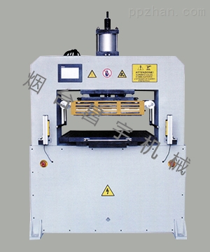 QTM-458-10T 气动烫金模切机
