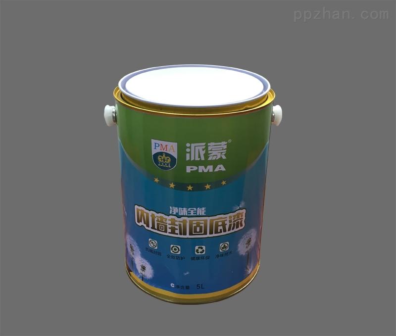 5L金属小桶