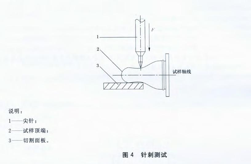 奶嘴针刺性测试仪 穿刺拉力机