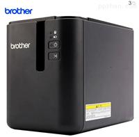 兄弟电脑标签机PT-P900线缆条码打标机