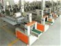 棉垫布鞋垫枕式包装机
