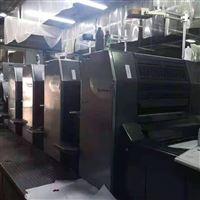 出售二手海德堡SM74-4H印刷机