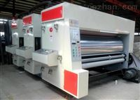 大型印刷开槽机