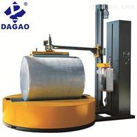 自动压顶型自动缠膜机