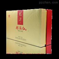 高档红茶毛尖茶龙井茶精装盒定制