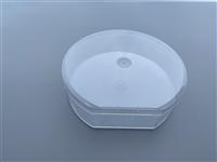 PET扇形盒
