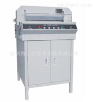 汇远HY-4540电动切纸机、精密裁纸机、厚层电动切纸机.数控切纸机