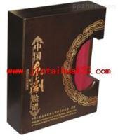 京剧脸谱盒